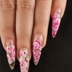 Manicure — Stock Photo #4319302
