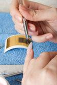 Manicure — Stock Photo