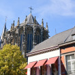 Cathedral - Aachen, Germany — Stock Photo
