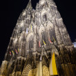 Cathedral - Cologne/Köln, Germany — Stock Photo