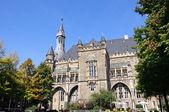 ратуша - аахен, германия — Стоковое фото