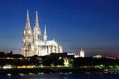 Cathedral - Cologne/Köln, Germany — Stock Photo