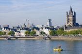 Cologne/Köln, Germany — Stock Photo