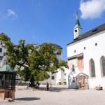 Hohensalzburg Castle - Salzburg, Austria — Stock Photo #3960466