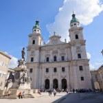 Cathedral - Salzburg, Austria — Stock Photo #3960472