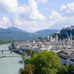 Salzburg, Austria — Stock Photo #3960523