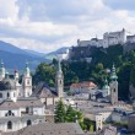 Salzburg, Austria — Stock Photo #3960530