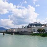 Salzburg, Austria — Stock Photo #3960538