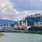Salzburg, Austria — Stock Photo #3960543