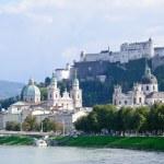 Salzburg, Austria — Stock Photo #3960578