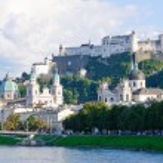 Salzburg, Austria — Stock Photo #3960620