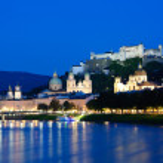 Salzburg, Austria — Stock Photo #3960632