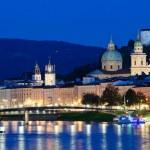 Salzburg, Austria — Stock Photo #3960633
