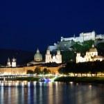 Salzburg, Austria — Stock Photo #3960641