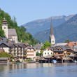 Hallstatt, Salzkammergut, Austria — Stock Photo