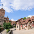 Stock Photo: Kaiserburg - Nürnberg/Nuremberg, Germany