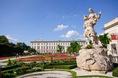 Mirabell Palace and Garden - Salzburg, Austria — Stock Photo