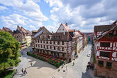 Nürnberg/Nuremberg, Germany — Stock Photo