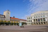 Augustusplatz - Leipzig, Germany — Stock Photo