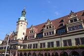 Altes Rathaus - Leipzig, Germany — Stock Photo