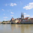 Regensburg, Germany - Stock Photo
