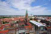 Lübeck, Germany — Stock Photo