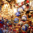 Christmas market in Germany — Stock Photo