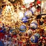 Christmas market in Germany — Stock Photo