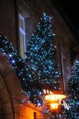 Christmas Illuminations — Stock Photo
