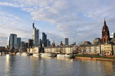 Frankfurt am Main, Germany — Stok fotoğraf