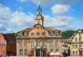Schwäbisch Hall, Germany — Stock Photo