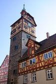 Schwäbisch Hall, Germany — Stock Photo
