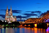 Cologne Germany — Stockfoto