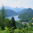 Hohenschwangau, Germany — Stock Photo #5041230