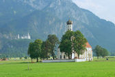 Hohenschwangau, Germany — Stock Photo
