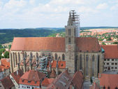 Rothenburg ob der Tauber, Germany — Stock Photo