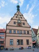 Rothenburg ob der tauber, niemcy — Zdjęcie stockowe