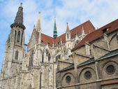 Regensburg, Germany — Stock Photo