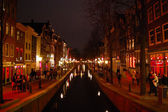 Amsterdam, Netherlands — Stock Photo