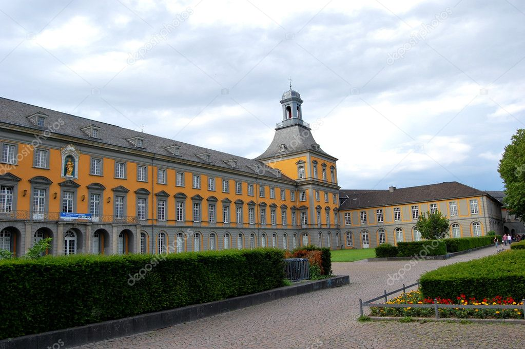 University of Bonn, Germany — Stock Photo #5228740