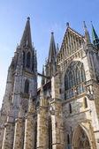 Regensburg, niemcy — Zdjęcie stockowe