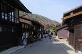 Narai-juku — Stock Photo