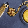 Pocketwatch in a case — ストック写真