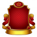 USSR retro style emblem. — Stock Vector #5240230
