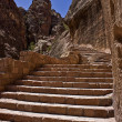 Ancient stairs — Stock Photo #4017852