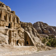 Petra Ancient Monastery — Stock Photo