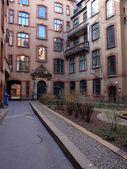 Patio de berlín — Foto de Stock