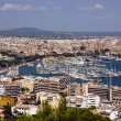 Panorama of Palma de Majorca - Stock Photo