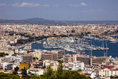 Panorama of Palma de Majorca — Stock Photo