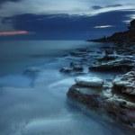 Морской пейзаж — Stock Photo
